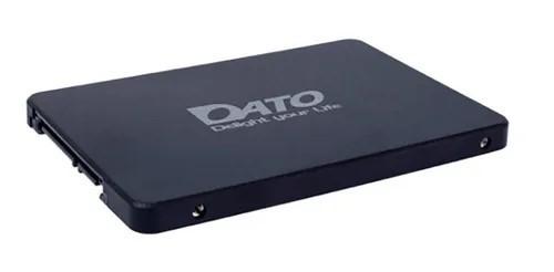 SSD Dato DS700, 120GB, Sata III, Preto - DS700SSD-120GB
