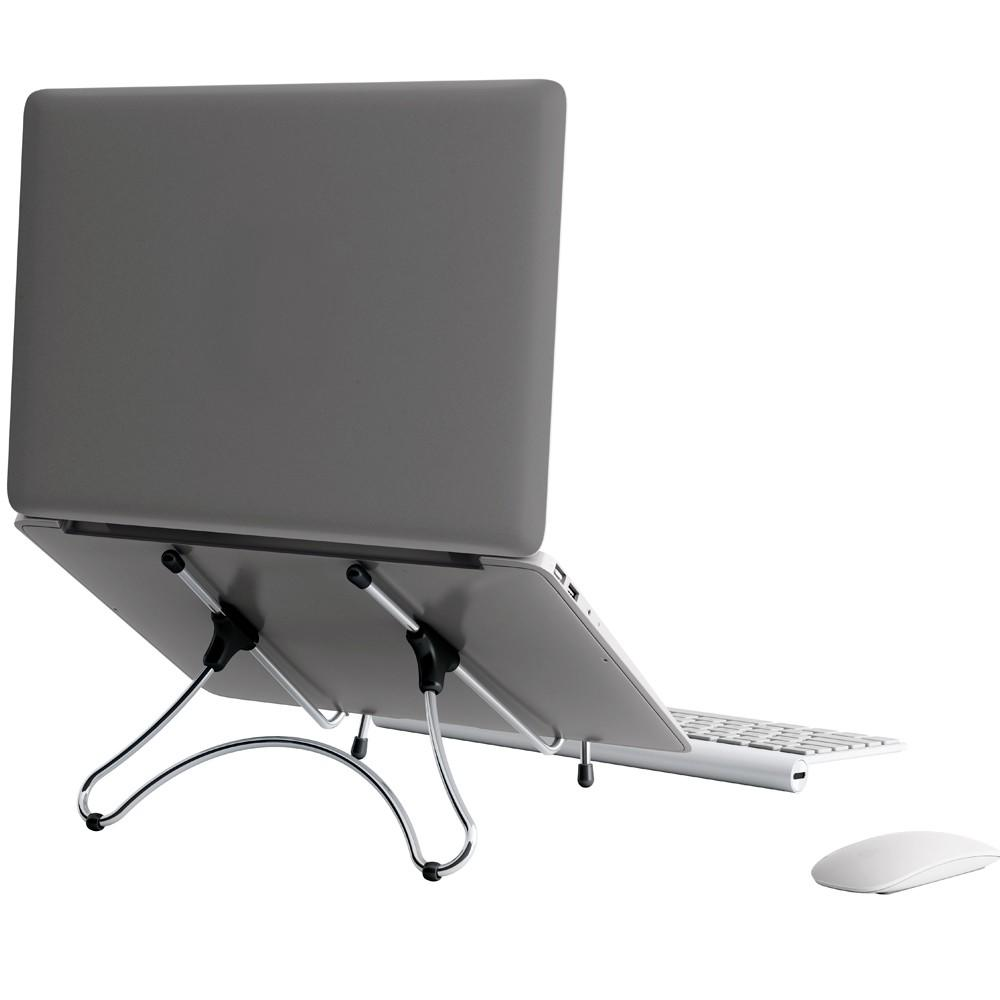 Suporte Octoo UpTable para Notebook Cromado