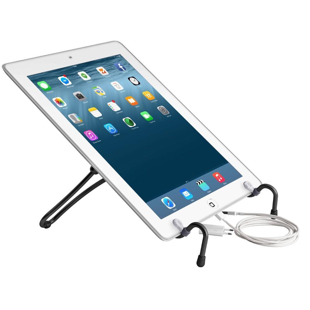 Suporte Octoo UpTable para Notebook Preto Fosco
