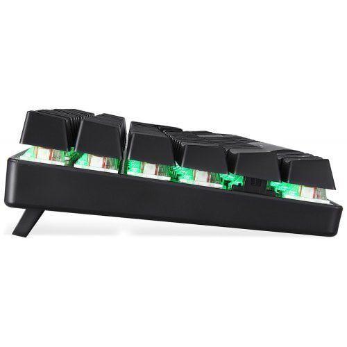 Teclado Mecânico Gamer Fighter 1890 USB Teclas Individuais Iluminação Led Pisc