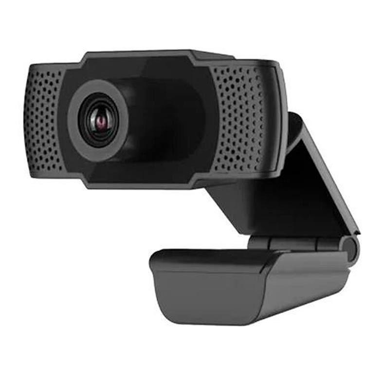 WebCam Brazil Pc C310 Full HD 1080P com Microfone Preto - 46028