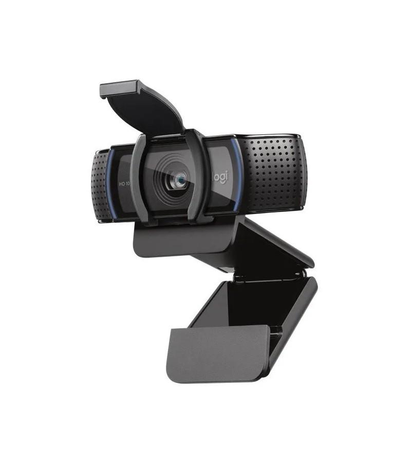 WebCam Logitech C920E PRO, Full HD, 1080P, Preta