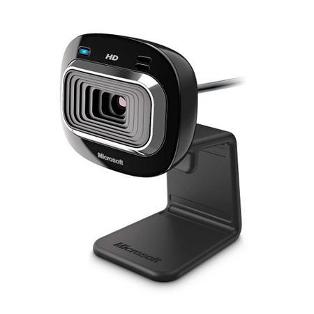 WebCam Microsoft LifeCam HD-3000, Widescreen, 720p - T3H00011