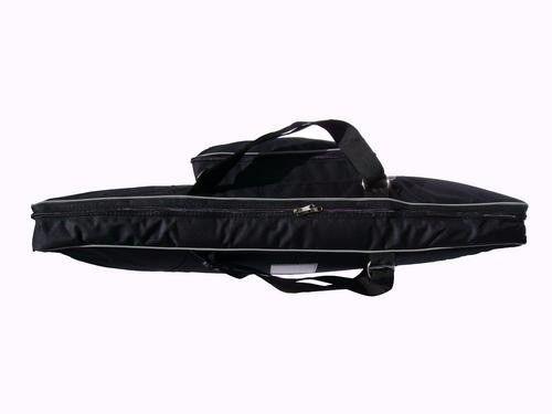 Capa Bag Para Teclado CASIO WK 7600 Semi Case Gold (Exportação) CLAVE & BAG