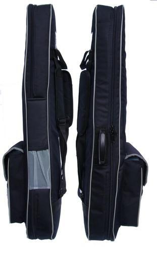 Capa Bag Para Contra Baixo Semi - Case Premium CLAVE & BAG SC 508  - ROOSTERMUSIC