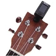 Afinador Digital Clip P/ Violão Baixo Guitarra Violino Ukulele