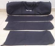 Kit de Bag's Extra-Luxo para Bateria com 6 Pçs (T10T12C14x12S14B20PF)