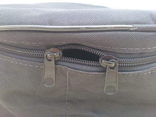 """Capa Bag Extra Luxo Bumbo 20"""" para Bateria CLAVE & BAG. Totalmente acolchoado"""
