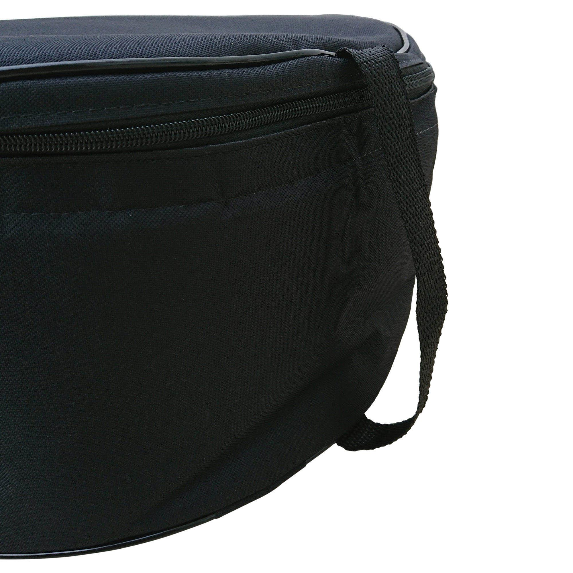 """Capa Bag Extra Luxo para Caixa De Bateria 13"""" x 12cm CLAVE & BAG. Totalmente acolchoado"""