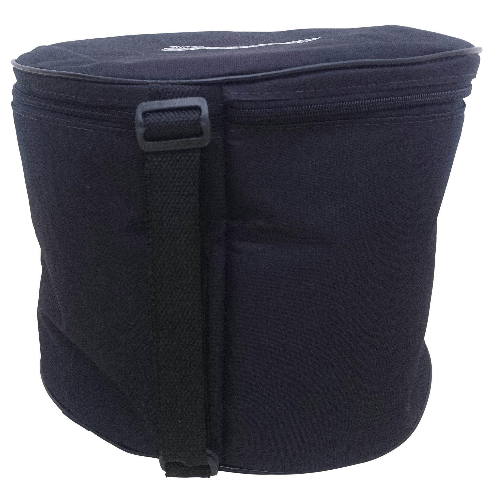 """Capa Bag Extra Luxo para Surdo 16"""" para Bateria CLAVE & BAG. Totalmente acolhoado"""