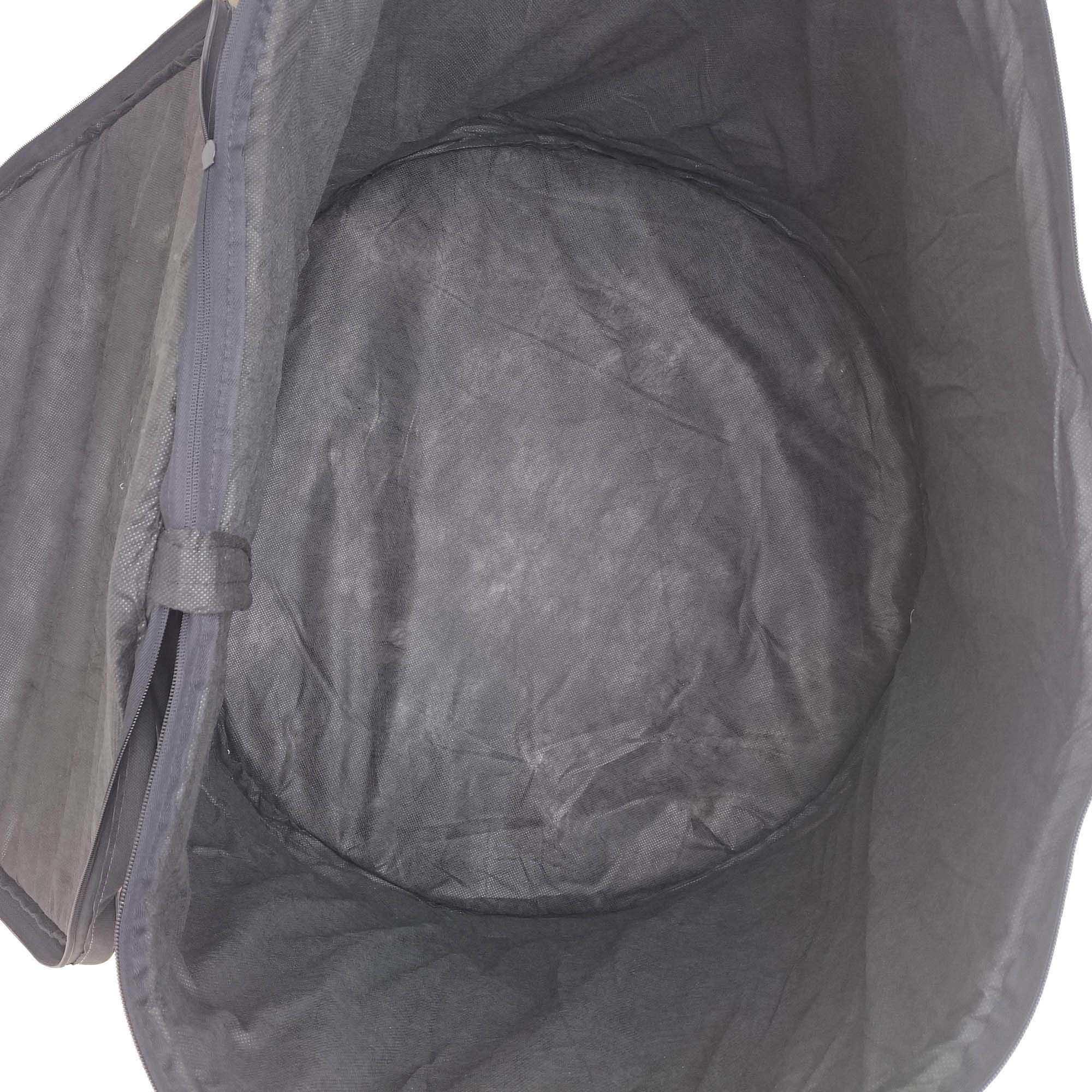 """Capa Bag Extra Luxo para Tom 12"""" para Bateria CLAVE & BAG. Totalmente acolhoado  - ROOSTERMUSIC"""