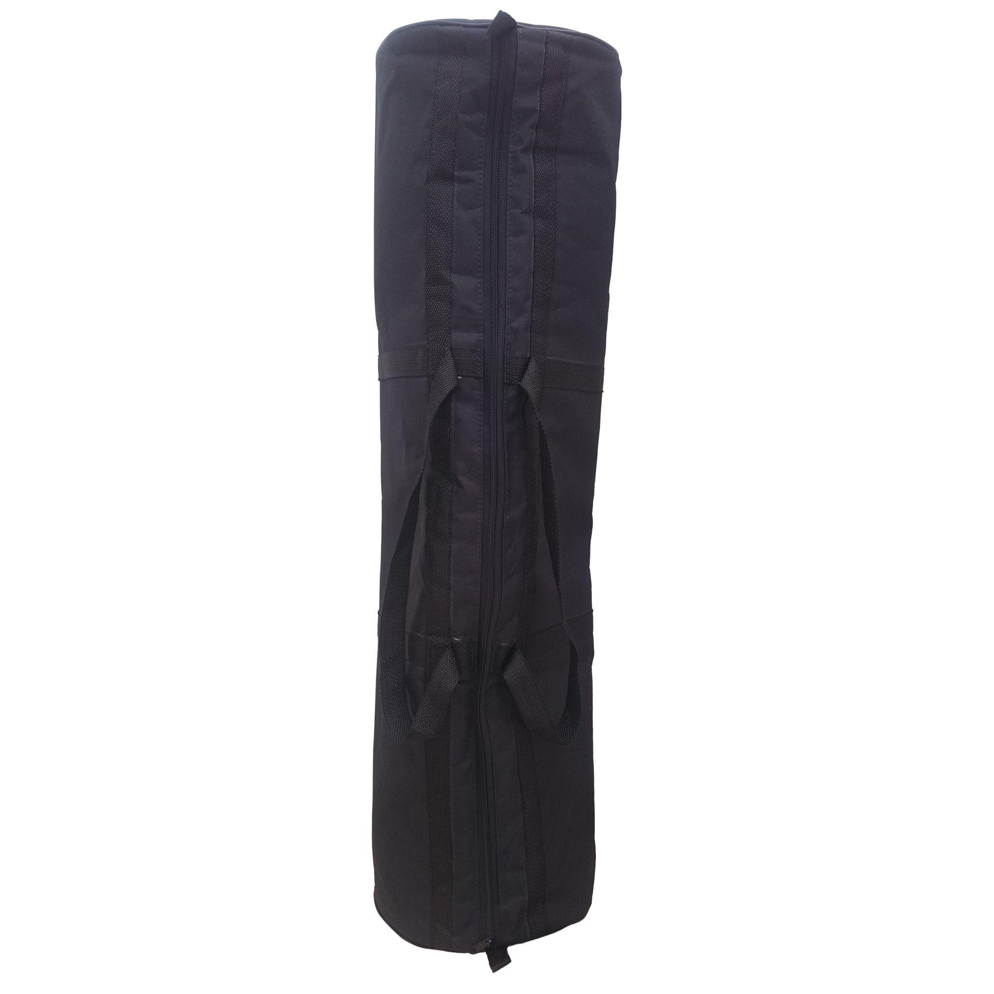 Capa Bag Extra Luxo, Clave & Bag,  De 102 cm x 25 cm Acolchoada, P/ Ferragens De Bateria.