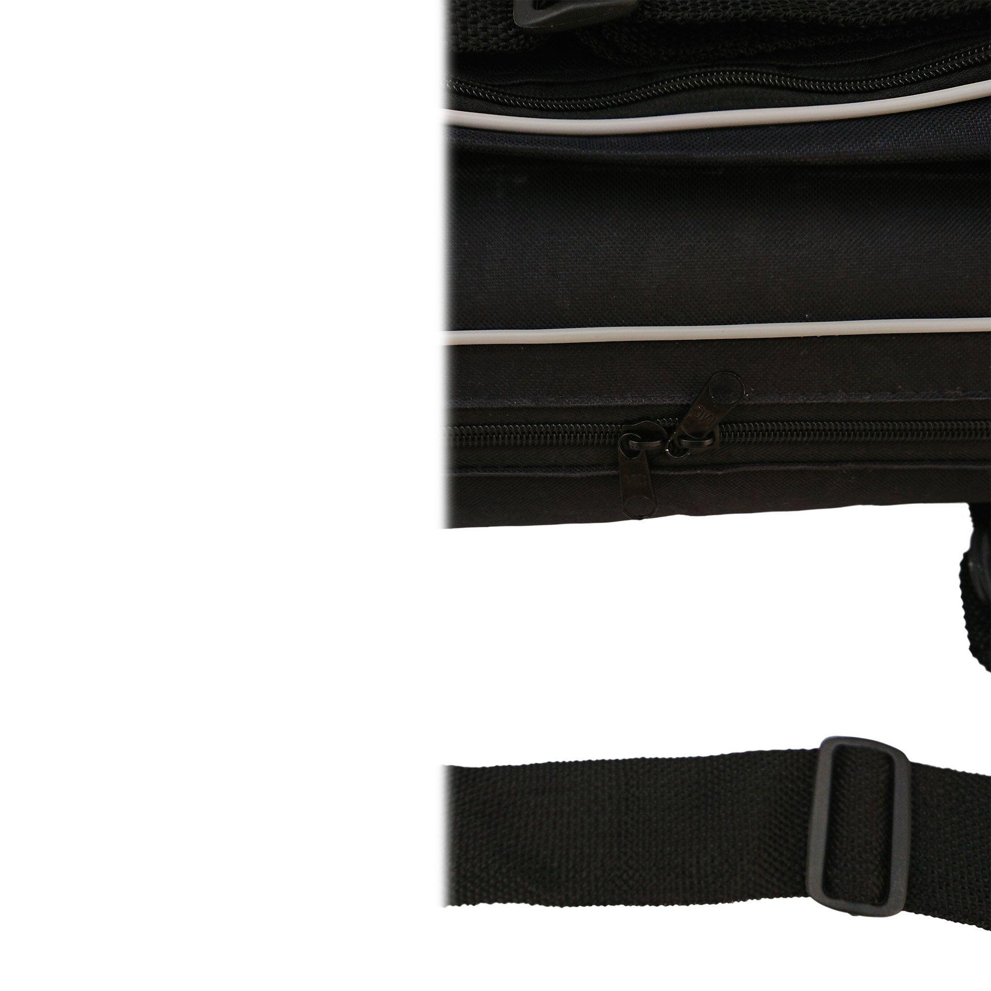 Capa Bag P/ Teclado 5/8 Semi Case Gold Yamaha PSR S670, S910 MOTIF XS6 e Outros (100 x 45 x 15 cm) CLAVE & BAG. EX 402-A