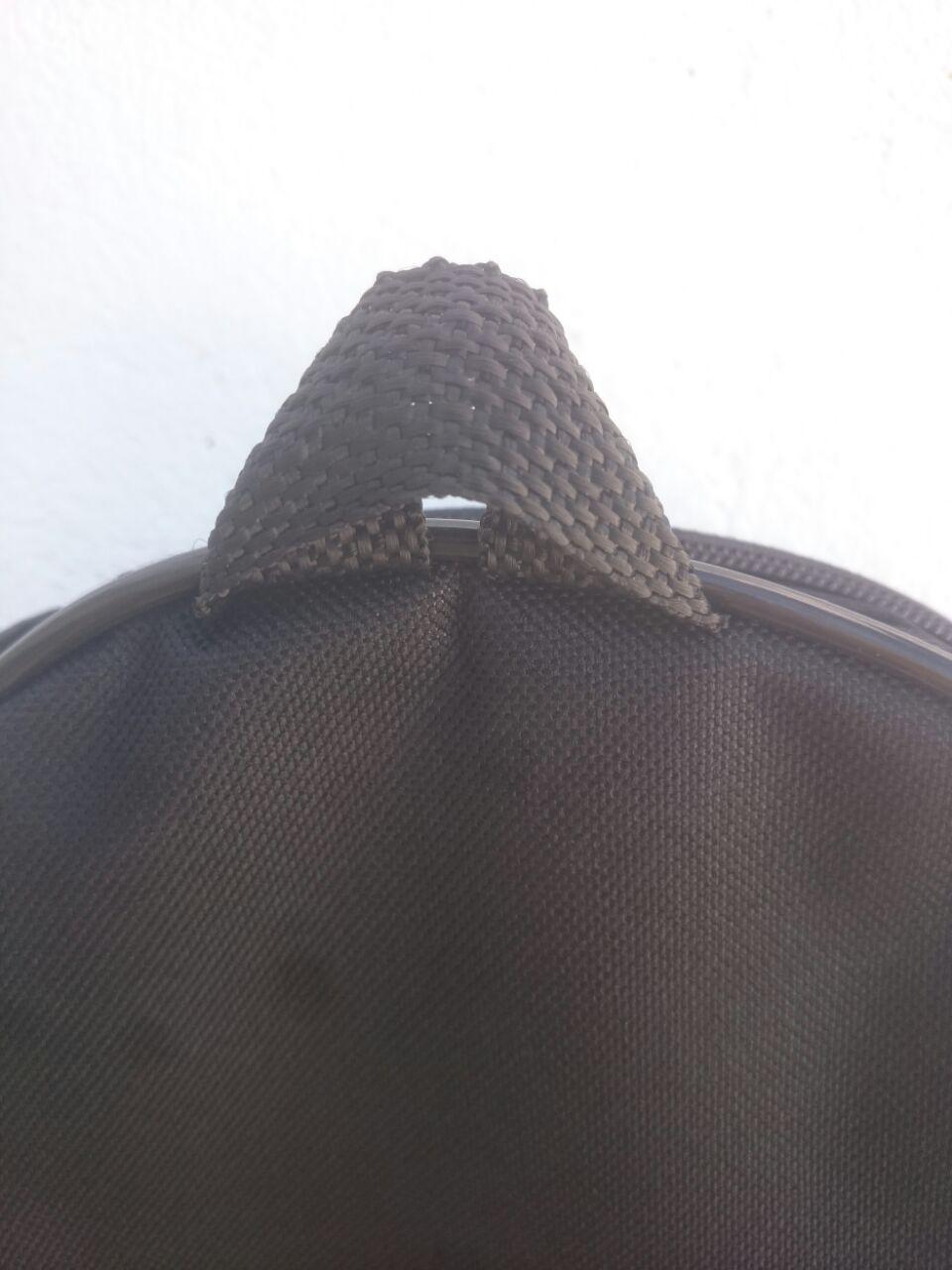 Capa Bag Para Guitarra Luxo CLAVE & BAG. Acolchoada, alça de mão e de mochila. LU 507  - ROOSTERMUSIC