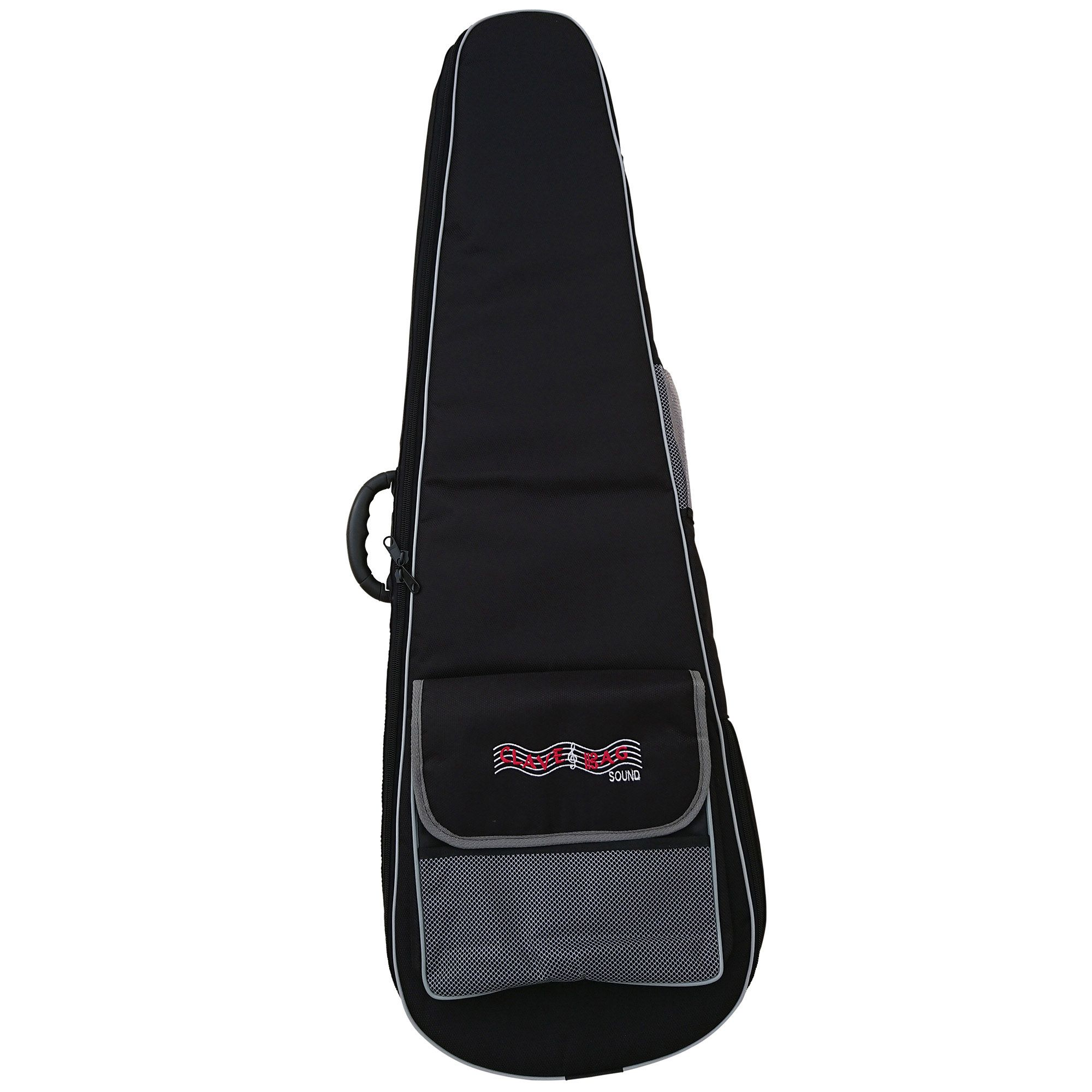 Capa Bag para Guitarra Semi Case Premium CLAVE & BAG SC 507