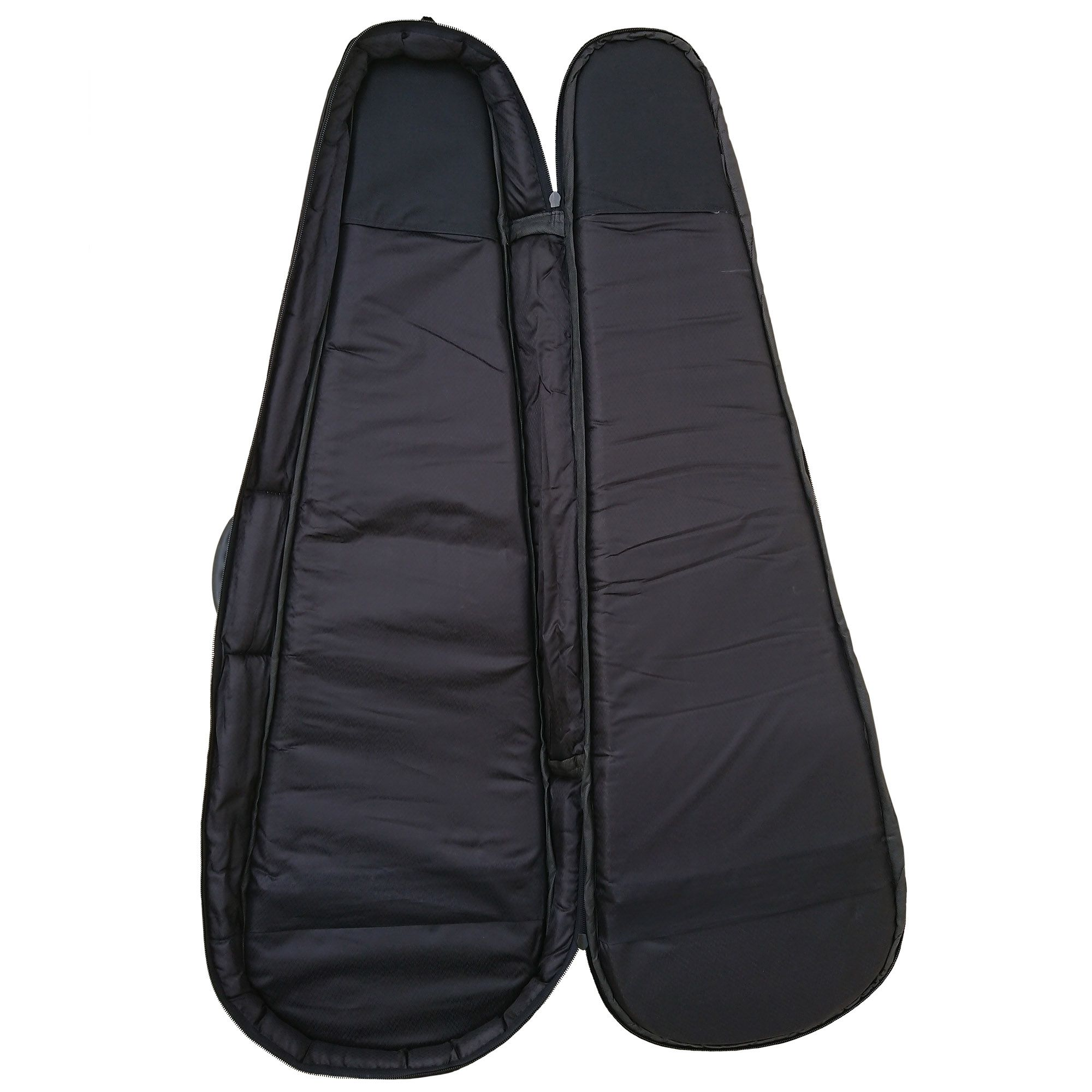 Capa Bag para Guitarra Semi Case Premium CLAVE & BAG SC 507. FULL