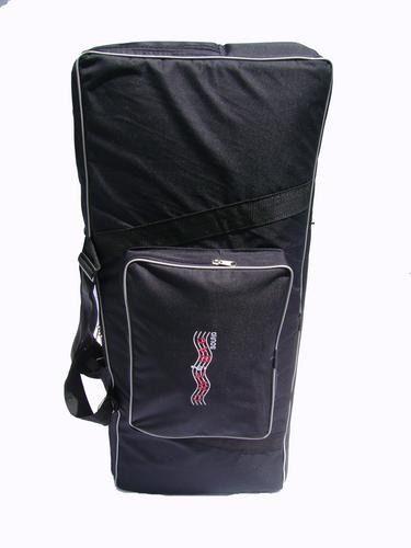 Capa Bag para Teclado 5/8 Exportação + Capa expositora 5/8  - ROOSTERMUSIC