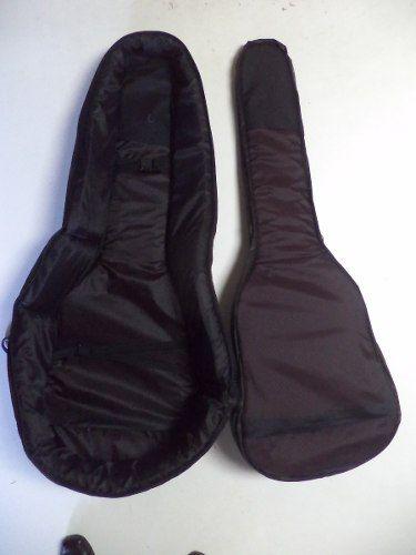 Capa Para Violão Folk Semi Case Premium CLAVE & BAG. SC 503