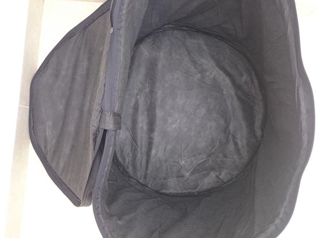 Kit de Bag's Extra-Luxo para Bateria com 5 Pçs (T10T12S14S16B22)