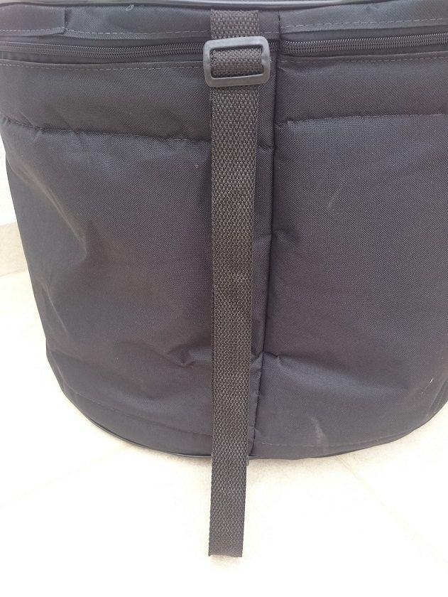 Kit de Bag's Extra-Luxo para Bateria com 5 Pçs (T8T10C14x12S14B22)