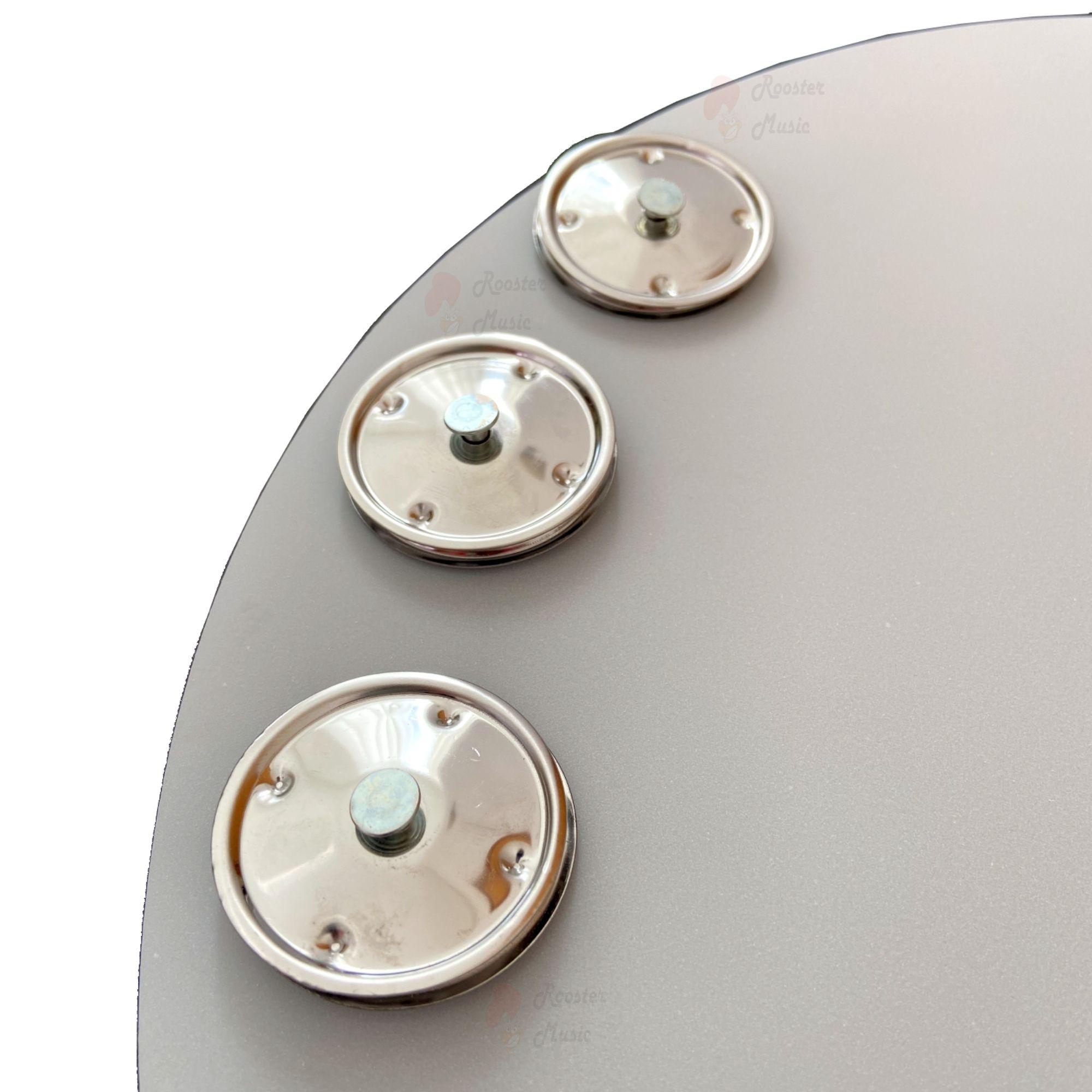 """Filme Custom Ply Effect Snare de 14"""" Luen Drumheads LDH, para Customizar Caixa de Bateria."""