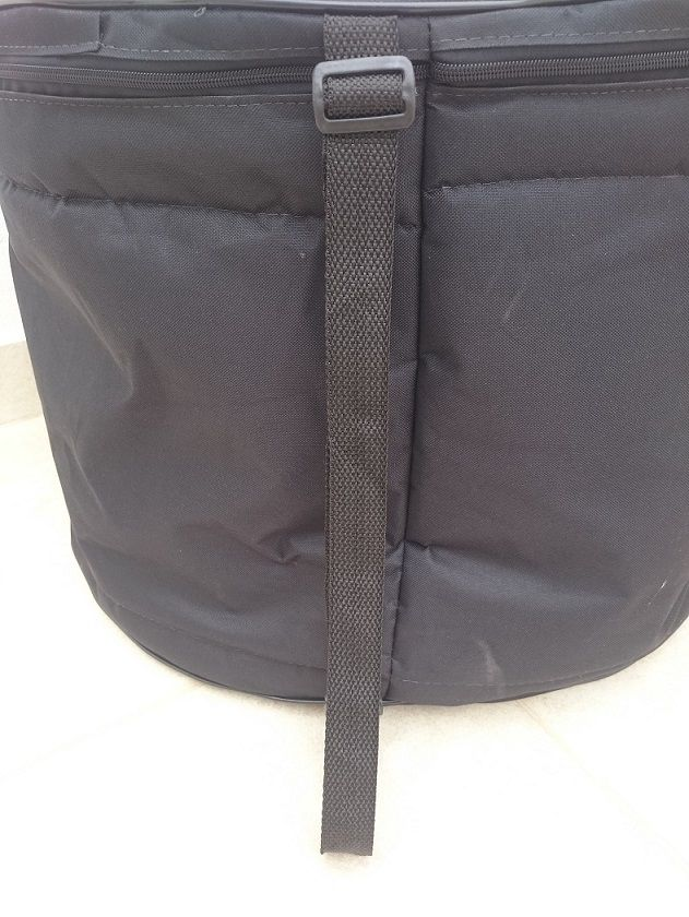 kit bag extra luxo bateria 3 peças 12 16 22, da CLAVE e BAG