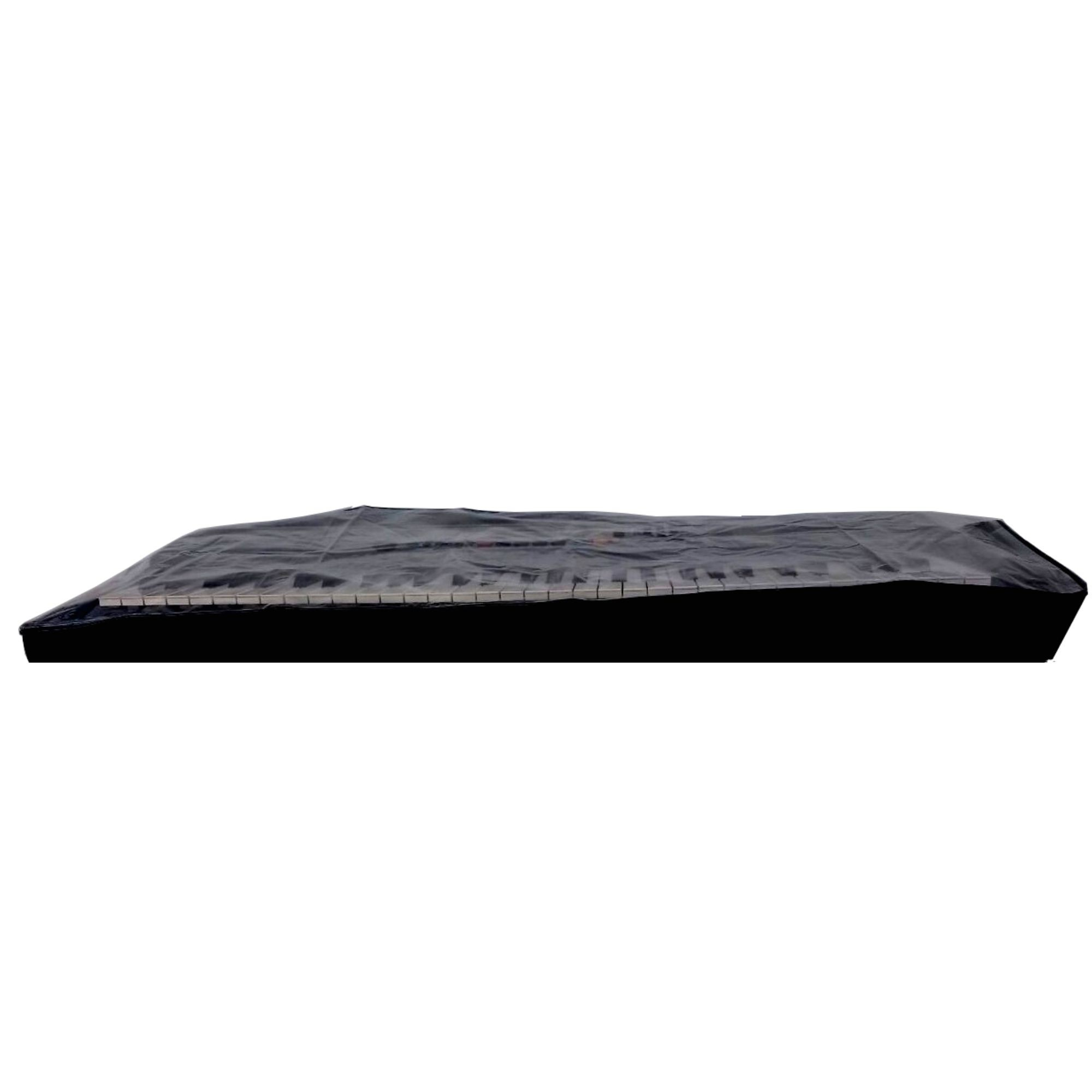 kit capa Semi-case Gold para teclado XPS 30 + capa expositora cristal XPS 30