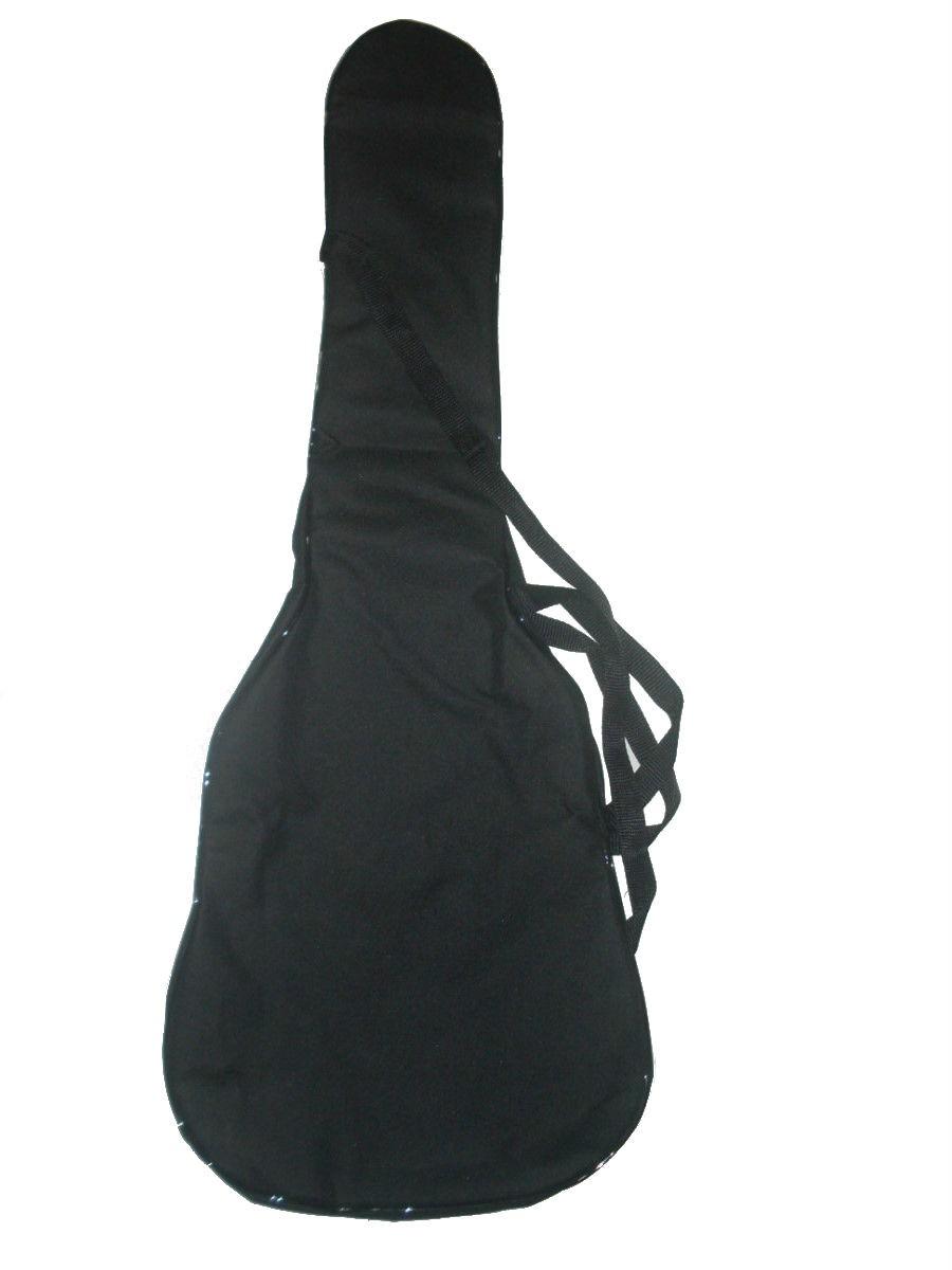 kit com 2 capas para violão folk comum