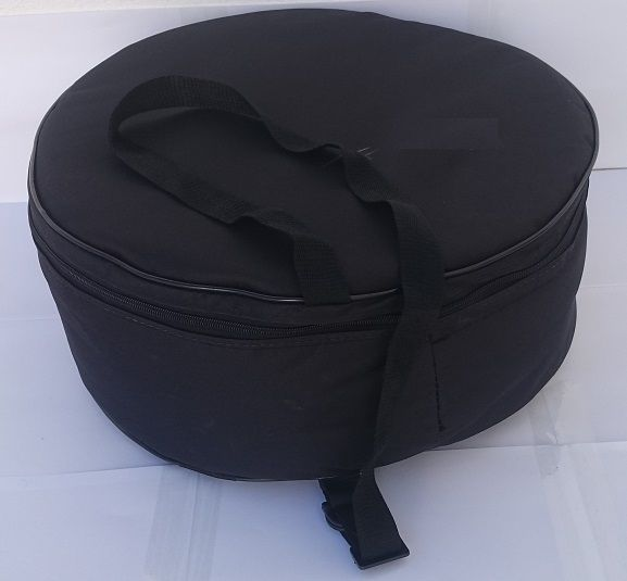 Kit de Bag's Extra-Luxo para Bateria com 5 Pçs (T12T13C14x18S14B20)
