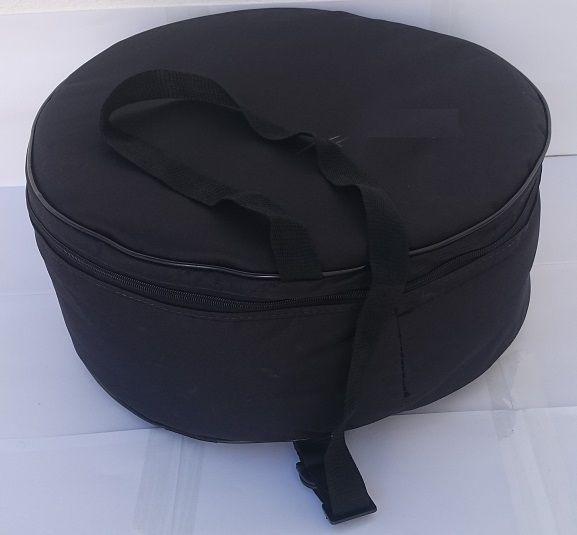 Kit de Bag's Extra-Luxo para Bateria com 5 Pçs (T8T10C14x18S16B22)