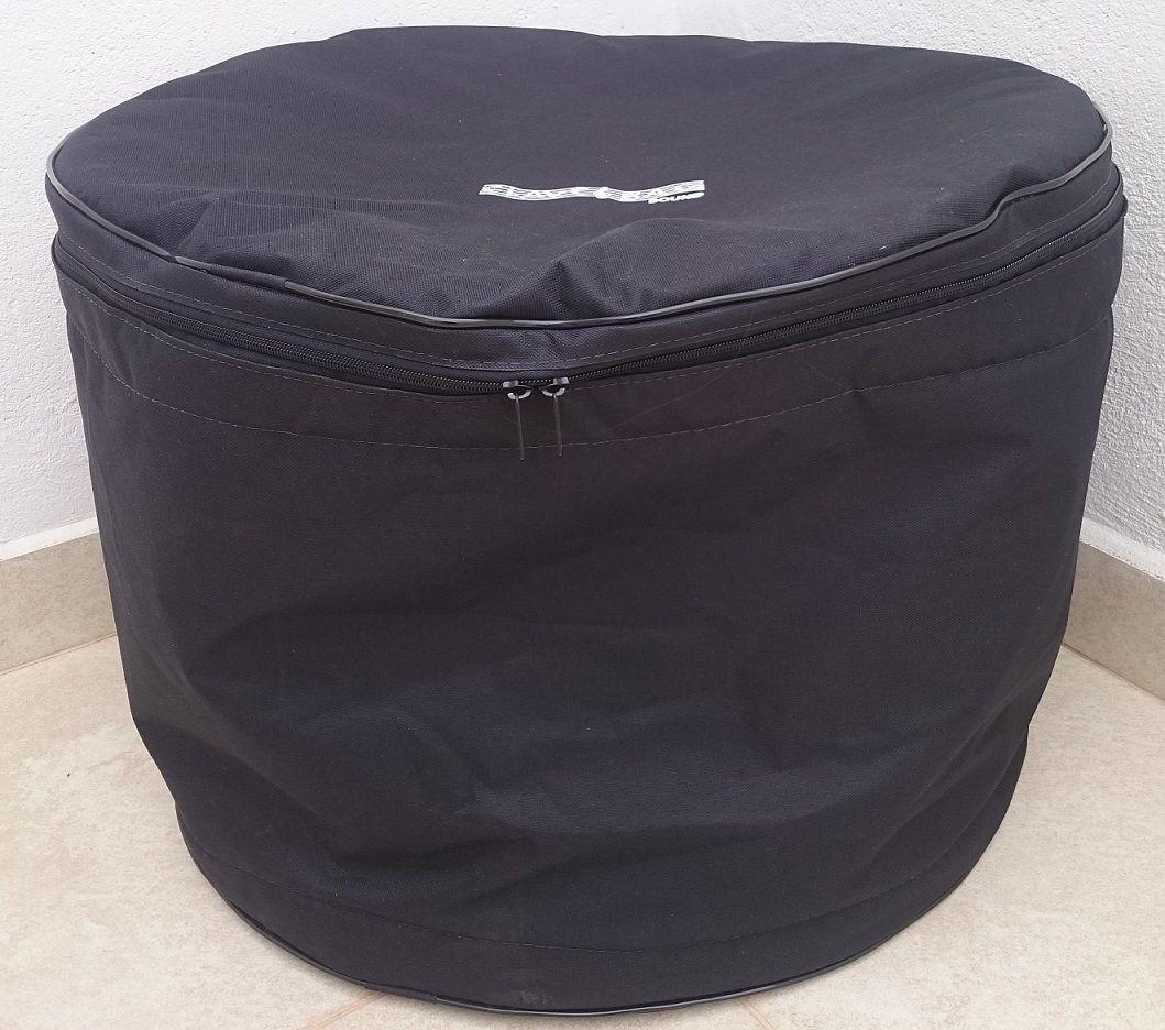 Kit de Bag's Extra-Luxo para Bateria com 5 Pçs (T8T12C14x12S18B20)