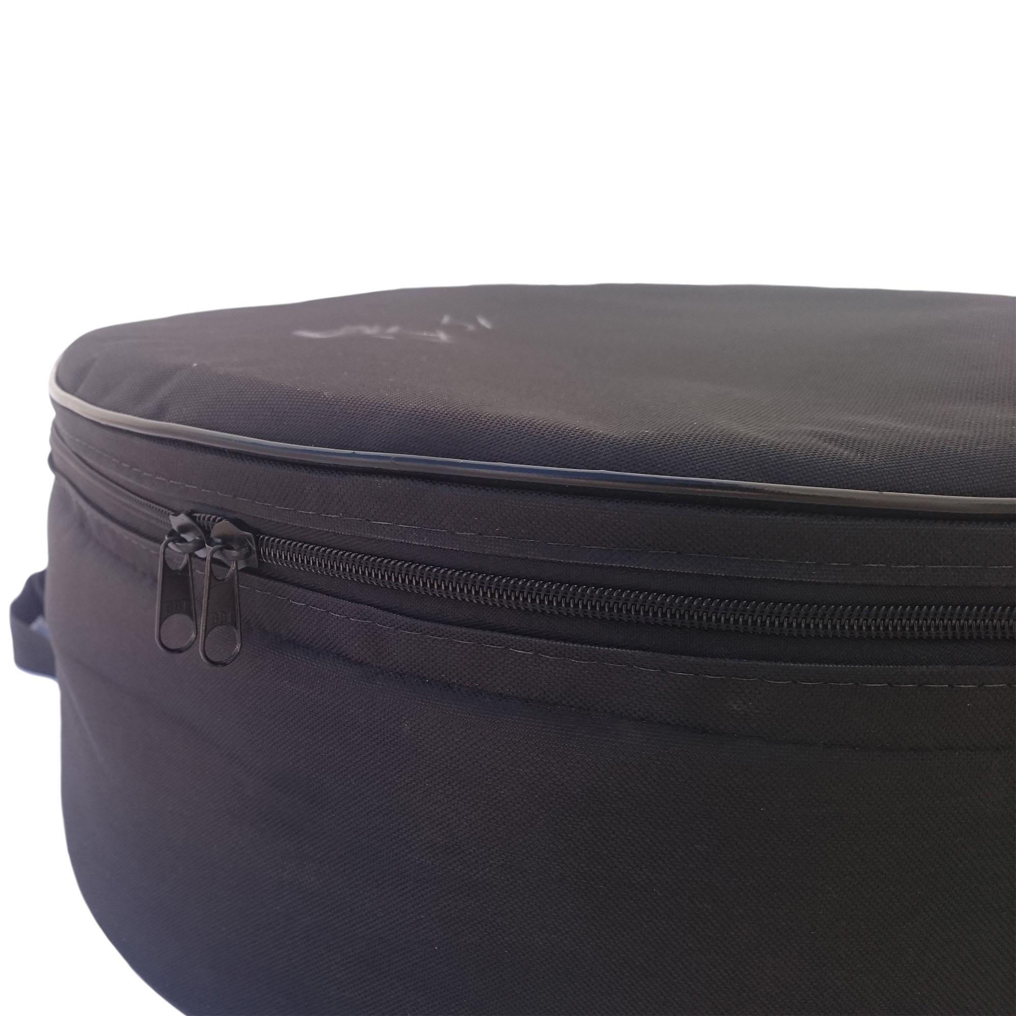 Kit de Bag's Extra-Luxo para Bateria com 5 Pçs (T8T13C14x18S14B22)