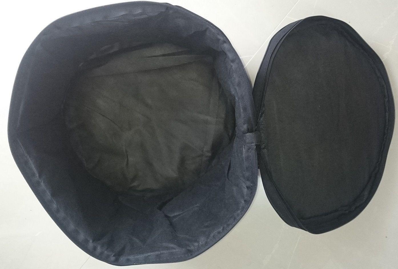 Kit de Bag's Extra-Luxo para Bateria com 6 Pçs 8 10 12 14 18 22