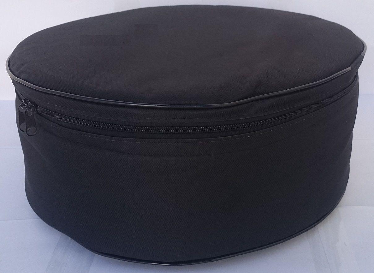 Kit de Bag's Extra-Luxo para Bateria com 6 Pçs (T8T10T12C14x12S14S16)