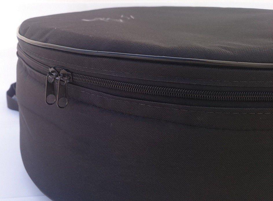 Kit de Bag's Extra-Luxo para Bateria com 8 Pçs (T8T10T12C14x12S14S16B20PF)