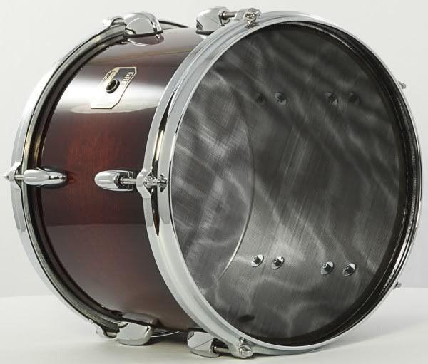 kit de pele mudas Dudu Ports LUEN. Um kit perfeito para os estudos sem incomodar ninguém. Peles silenciosas, desenvolvidas por um dos melhores bateristas do Brasil. (PT1012C14S1416B22)  - ROOSTERMUSIC