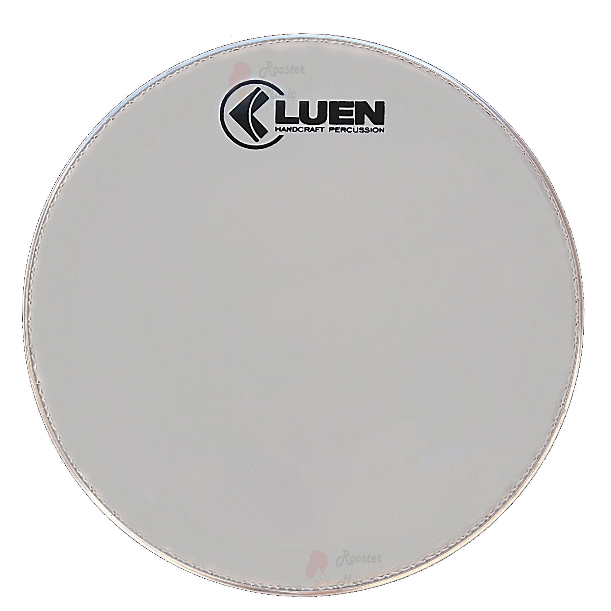 """Kit Peles Leitosa 08"""" 10"""" 10"""" 12"""" e 16"""" Luen, para Bateria Turbo Jr 4322 da TURBO MUSIC e outros."""