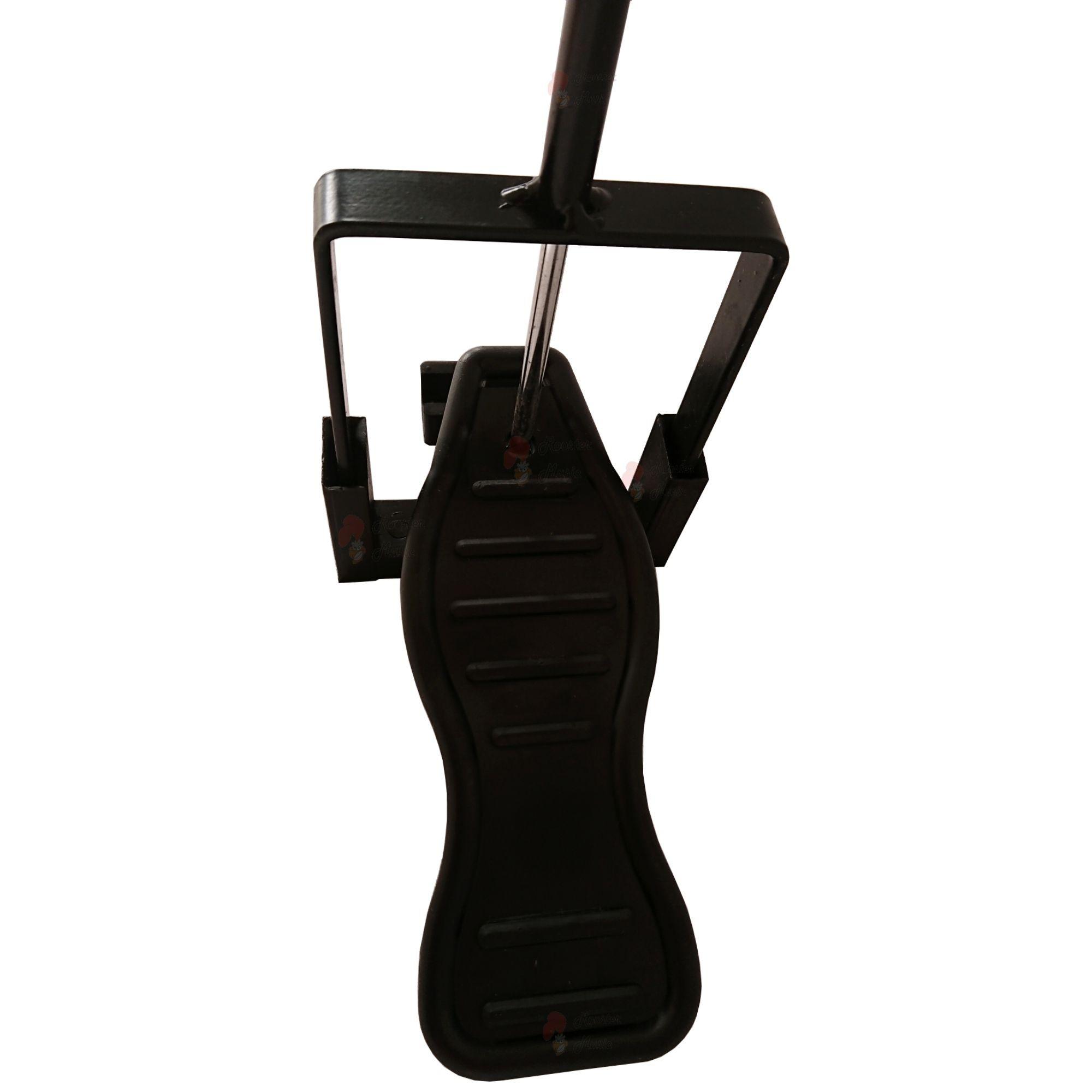 Maquina De Chimbal com pratos e pedal da Luen Para Bateria Infantil pop kids e outras.