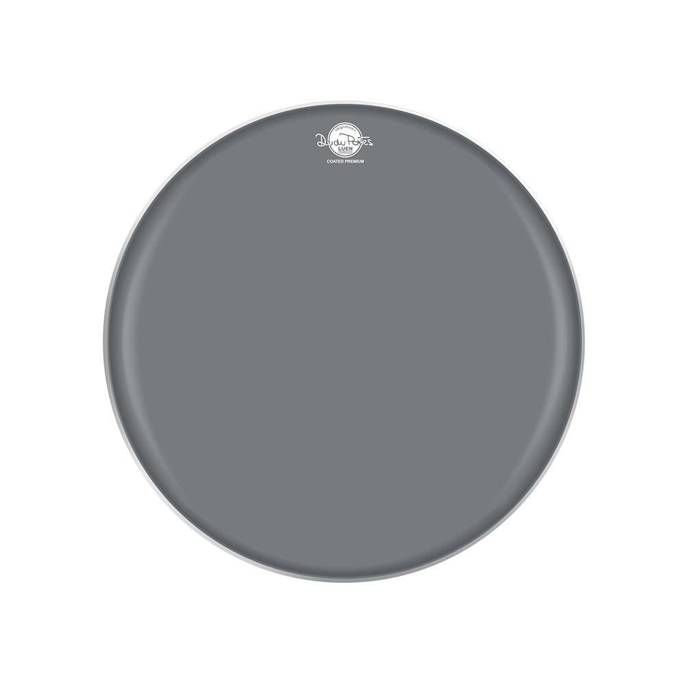 """Pele POROSA para Bateria de 08"""" Coated Premium Dudu Portes, LUEN.  - ROOSTERMUSIC"""