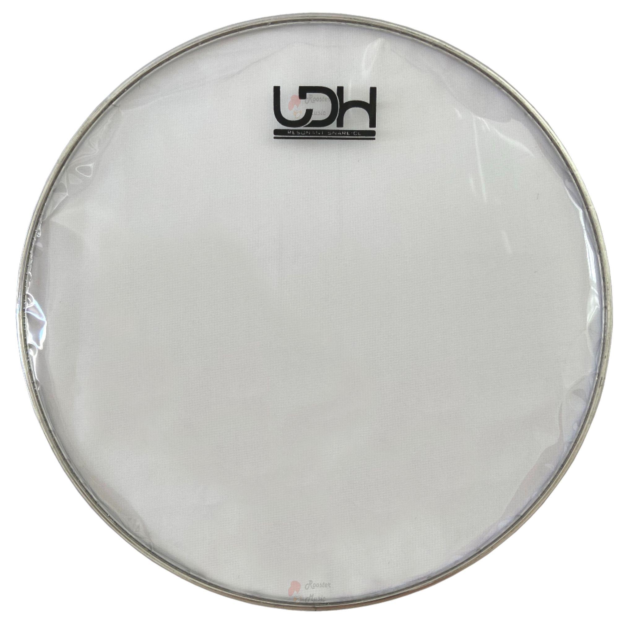 """Pele Resonant Snare CL Luen Drumheads LDH de 14"""", Resposta para Caixa de Bateria."""