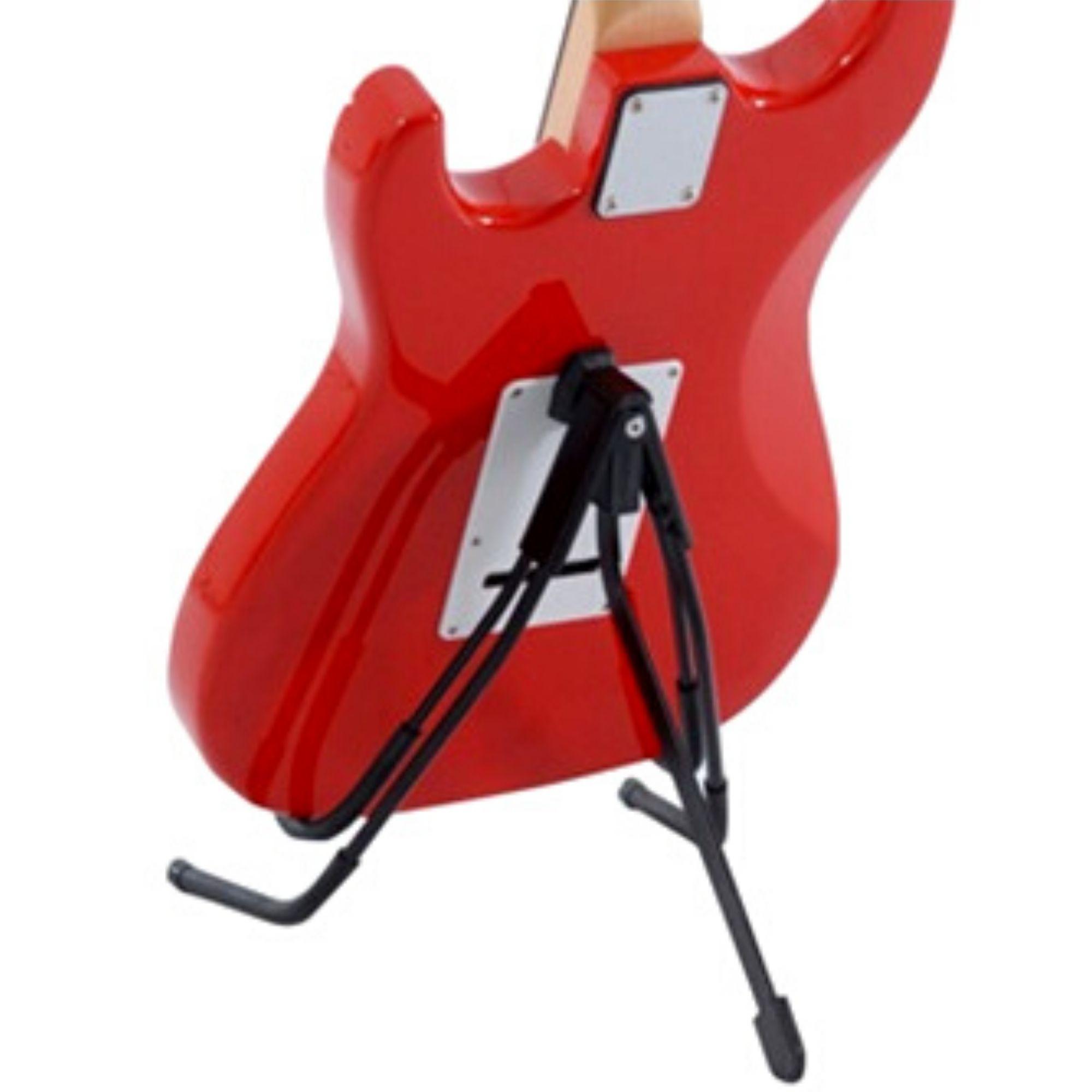 Suporte De Chão Dobrável Para Guitarra, Baixo e Cavaquinho SGB - IBOX