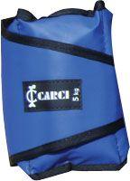 Tornozeleira com Velcro 1 Kg 04017T - CARCI  - Shopping Prosaúde