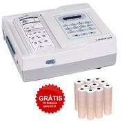 Eletrocardiógrafo ECG  12 Canais CardioCare 2000 + 10 bobinas Grátis - Bionet - Macrosul  - Shopping Prosaúde