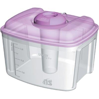 Vaporizador Umidivap 3,3 litros  Rosa - NS  - SP