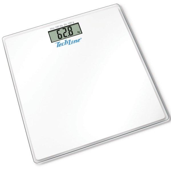 Balança Digital para banheiro Bal 10- Tech line  - SP