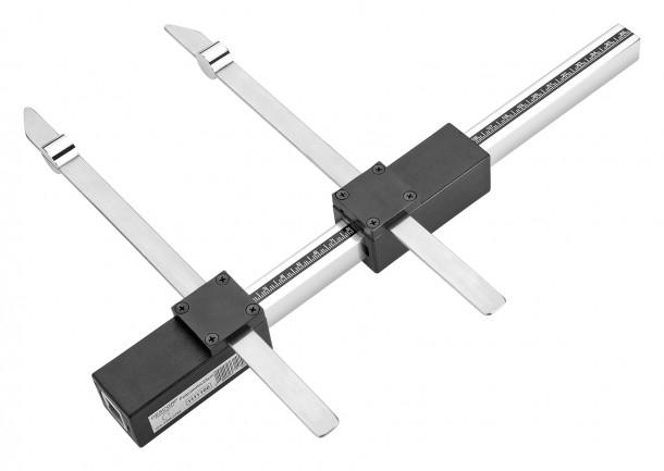 Paquímetro 24cm - Cescorf