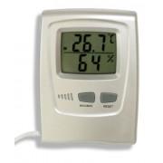 Termo-Higrômetro Digital Temperaturas e Umidades Internas 7666.02.0.00 - INCOTERM