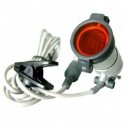 Iluminador Frontal Fotóforo de Led HL 8300 Zumax - MD - Macrosul