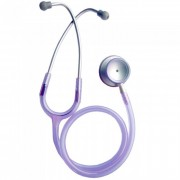 Estetoscópio Pro-Lite Adulto Violeta Transparente - Spirit