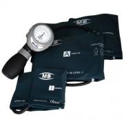 Aparelho de Pressão Aneróide Palm HT-1500 com 3 braçadeiras e Estojo - Nissei - Macrosul